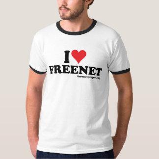 Heart Freenet T-Shirt