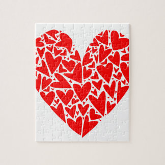 Heart from Hearts Jigsaw Puzzle