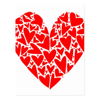 Heart from Hearts Postcard
