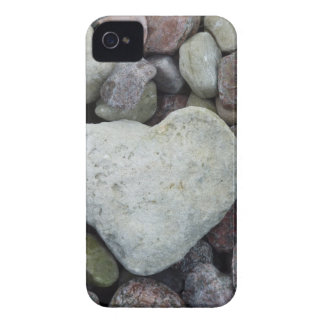 Heart from stone iPhone 4 covers