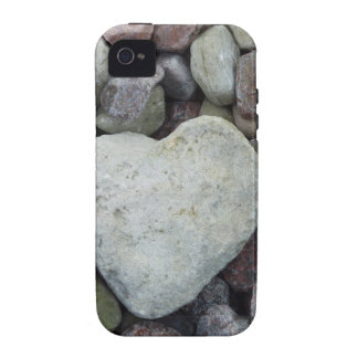 Heart from stone vibe iPhone 4 case