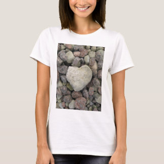 Heart from stone T-Shirt