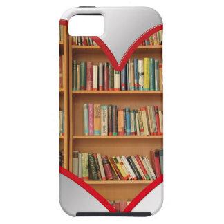 Heart Full of Books iPhone SE/5/5s Case