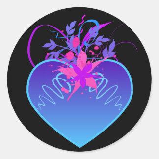 Heart Full Of Hope Stickers