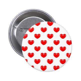 Heart full of love button