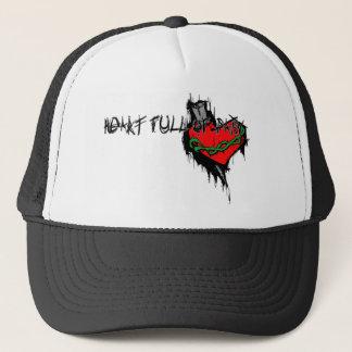 Heart Full Of Pain Trucker Hat