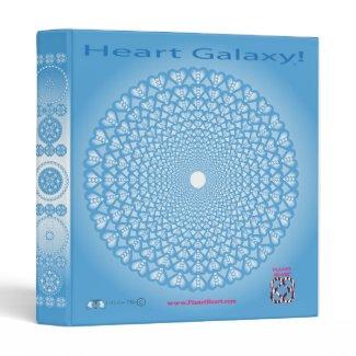 Heart Galaxy 2 binder