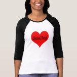 Heart Goalies T Shirt