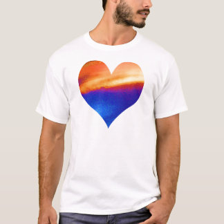 HEART GRADUATE LEAF FEATHER T-Shirt