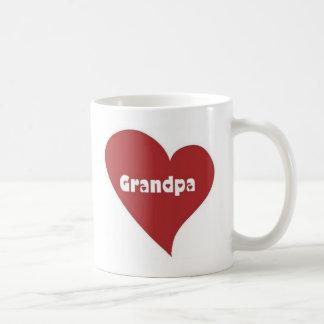 heart_Grandpa Coffee Mug
