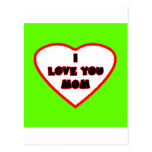 Heart Green Lt Transp Filled The MUSEUM Zazzle Gif Postcard