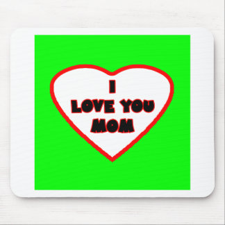 Heart Green Transp Filled The MUSEUM Zazzle Gifts Mouse Pad