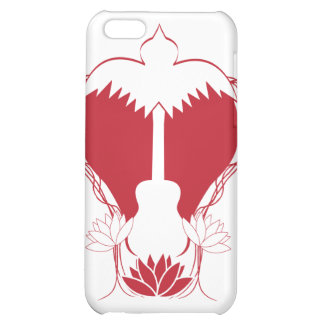 Heart Guitar Spirit iPhone 5C Case