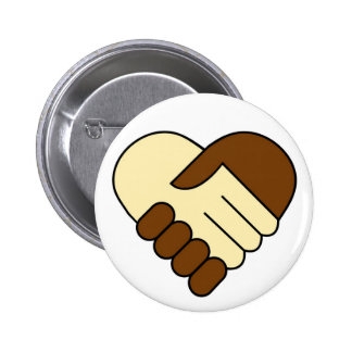 'Heart handshake' button