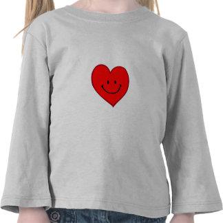 Heart  (Happy Face) Shirt