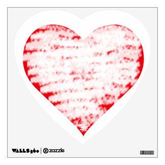 Heart Haze I Wall Sticker
