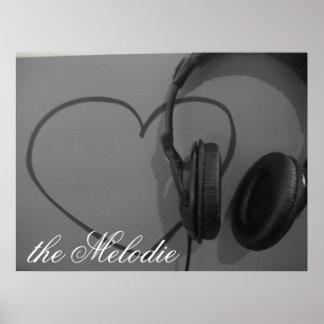 Heart & Headphones poster