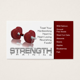 Heart Health Business Card