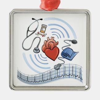 Heart Health Christmas Ornaments