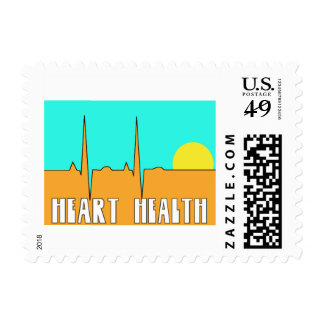 HEART HEALTH POSTAGE