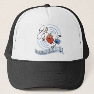 Heart Health Trucker Hat