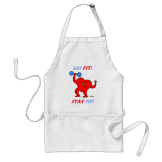 Heart Healthy Cooking Smart Cooks Cartoon Apron