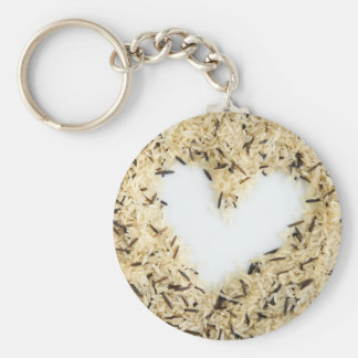 Heart Healthy Keychain