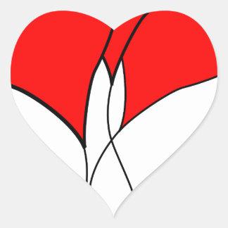 heart hearts valentine wife sweetheart girlfriend heart sticker