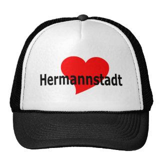 Heart Hermannstadt Trucker Hat