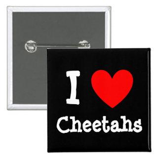 Heart, I , Cheetahs Button