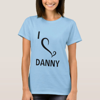 Heart, I, DANNY T-Shirt