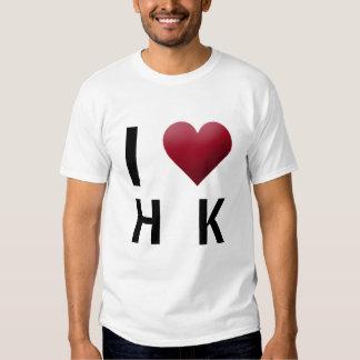 heart, I, H  K T-Shirt