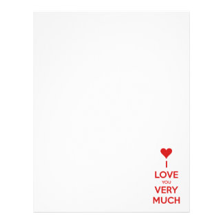 HEART I LOVE YOU SO MUCH SHOUTOUT SAYINGS COMMENTS LETTERHEAD