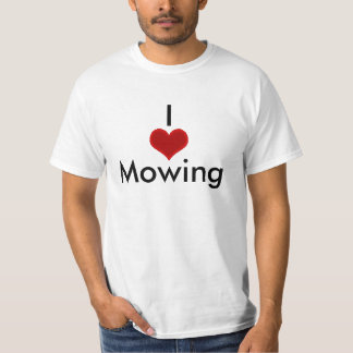 Heart, I, Mowing T-Shirt