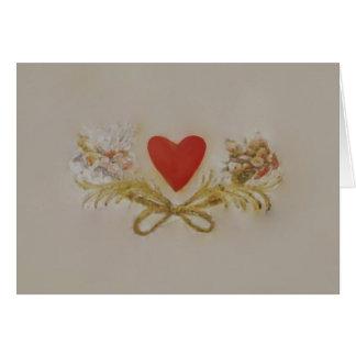 Heart II  ~ Card