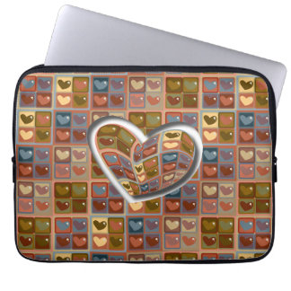 Heart In A Box 2 Laptop Sleeve