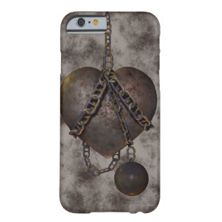 Heart in Chains Barely There iPhone 6 Case