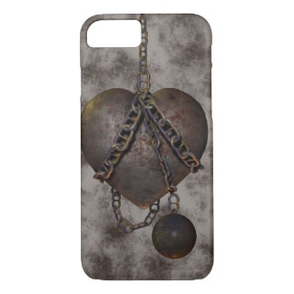 Heart in Chains iPhone 7 Case