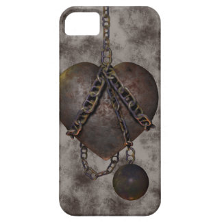 Heart in Chains iPhone SE/5/5s Case
