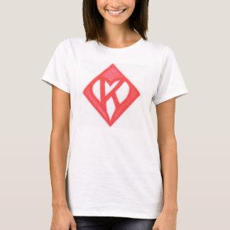 Heart in Diamond T-Shirt