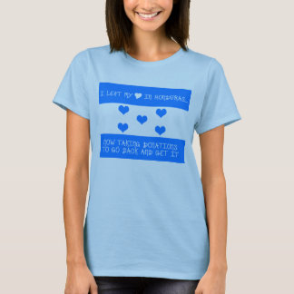Heart in Honduras T-Shirt