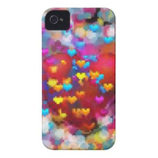 Heart in love iPhone 4 Case-Mate case