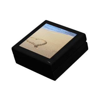 Heart in Sand Gift Box