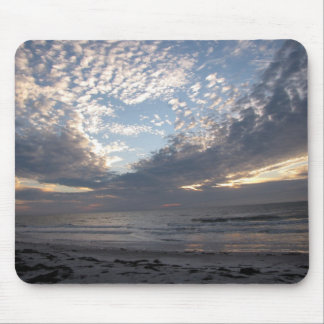 Heart In The Clouds - seascape Mouse Pad