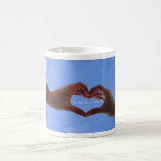 Heart in the Sky Coffee Mug