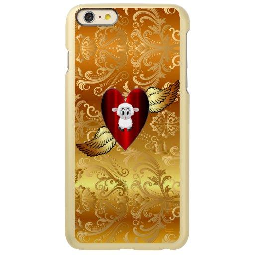 heart incipio feather shine iPhone 6 plus case