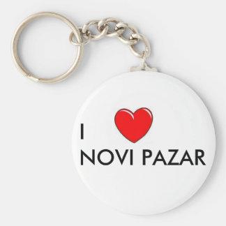 HEART, INOVI PAZAR KEYCHAIN