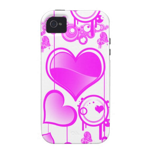 heart iphone 4 case