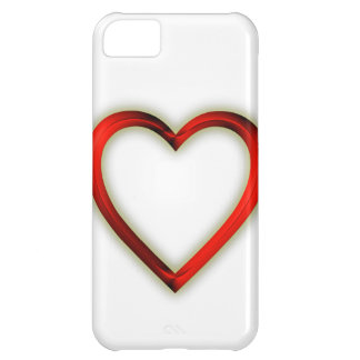 Heart iPhone 5C Case
