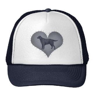 Heart Irish Setter Trucker Hat